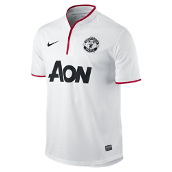 2012/13 Manchester United Replica Men's Football Shirt