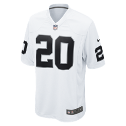 NFL Oakland Raiders (Darren McFadden) Men's American Football Away Game Jersey