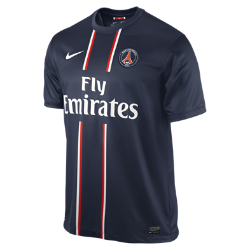 2012/2013 Paris Saint-Germain Replica Short-Sleeve Men's Football Shirt