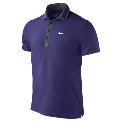 RF Hard Court Men's Tennis Polo Shirt