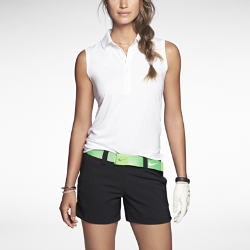 Nike Victory Sleeveless Women's Golf Polo Shirt