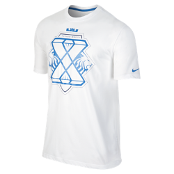"LeBron ""X"" Men's T-Shirt"