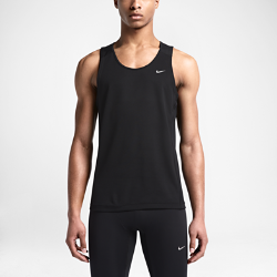 Nike Miler Team Men's Running Singlet