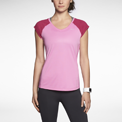 Nike Miler V-Neck Women's Running Shirt