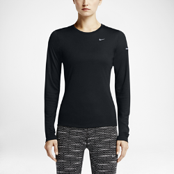 Nike Miler Long-Sleeve Women's Running Shirt