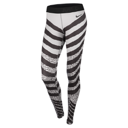 Nike Pro Zebra Knit Women's Tights