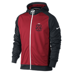 LeBron Carbonado Full-Zip Men's Hoodie