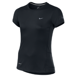 Nike Miler Short-Sleeve (8y-15y) Girls' Running Shirt