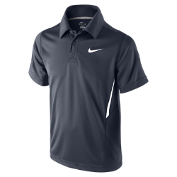 Nike N.E.T. UV Short Sleeve (8y-15y) Boys' Tennis Polo Shirt