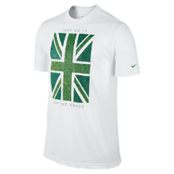Nike Union Grass Men's Tennis T-Shirt