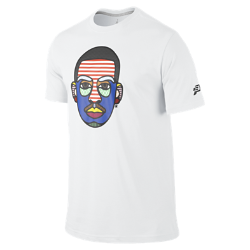 Image of Jordan CP3 Redman Face Men's T-Shirt