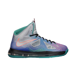 LeBron X Men's Basketball Shoe