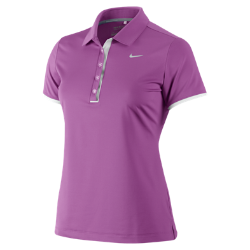 Nike Swoosh Tech Women's Golf Polo Shirt