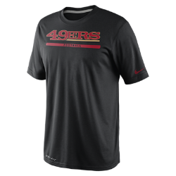 Nike Legend Elite Font (NFL 49ers) Men's Shirt