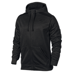 Nike Shield Nailhead Full-Zip Men's Training Hoodie
