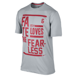 "LeBron ""Witness Meets Fate"" Men's T-Shirt"