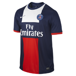 2013/14 Paris Saint-Germain Stadium Men's Football Shirt