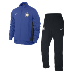 Inter Milan Squad Sideline Woven Men's Football Warm-Up