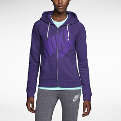 Nike Rally Signal Full-Zip Women's Hoodie