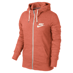 Nike Gym Vintage Full-Zip Women's Hoodie
