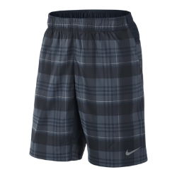 Nike 25cm Gladiator Plaid Men's Tennis Shorts