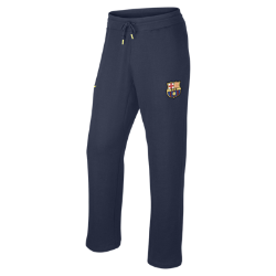 FC Barcelona Authentic Open-Hem Men's Football Trousers