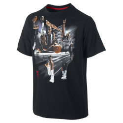 "Kobe Dri-FIT ""The City of Los Angeles"" (8y-15y) Boys' T-Shirt"