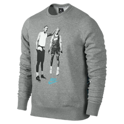 Jordan Mike and Mars Fleece Men's Sweatshirt