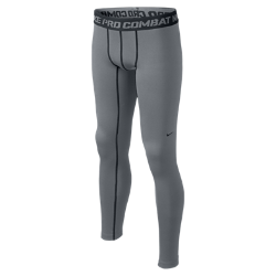 Nike Pro Hyperwarm Compression (8y-15y) Boys' Tights