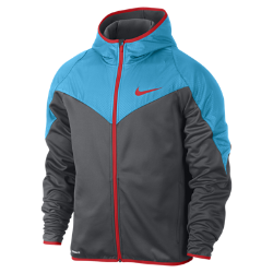 Nike Amplify Full-Zip Men's Football Hooded Jacket