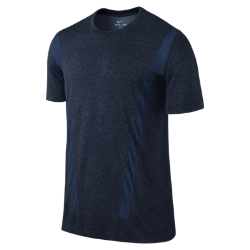 Nike Dri-FIT Knit Short-Sleeve Men's Training Shirt