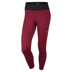 Nike Epic Run Printed Women's Cropped Running Tights