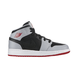 Air Jordan 1 Mid Kids' Shoe