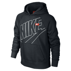 Nike Exploded Futura Brushed Fleece (8y-15y) Boys' Hoodie