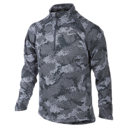 Nike Element Jacquard Half-Zip (8y-15y) Boys' Running Top