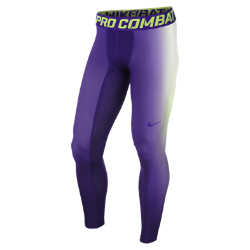 Nike Pro Combat Hyperwarm Dri-FIT Max Hyperwarm Max Compression Eclipse Men's Tights
