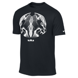 LeBron Visual Center Men's T-Shirt