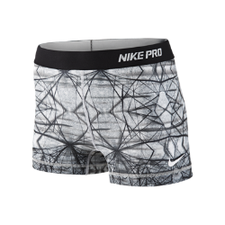 Nike 6.5cm Pro Hypercool Compression Printed Women's Shorts