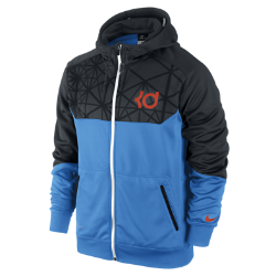 KD Precision Moves Hero Full-Zip Men's Hoodie