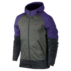 Nike Outdoor Tech Hero Full-Zip Men's Basketball Hoodie