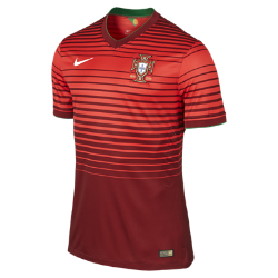 2014 Portugal Match Men's Football Shirt