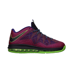 Nike Air Max LeBron X Low Men's Basketball Shoe