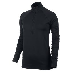 Nike Luxe Seamless Half-Zip Women's Running Top