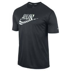 Nike Legend Run Swoosh Men's Running Shirt