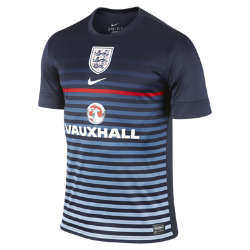 England Pre-Match Men's Football Shirt