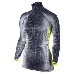 Nike Pro Engineered Hyperwarm Half-Zip II Women's Top