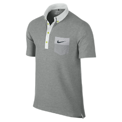 Nike Sport Chest Pocket Men's Golf Polo Shirt