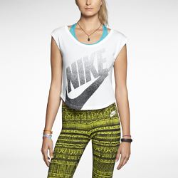 Nike Signal Cropped Women's T-Shirt