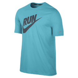 Nike Legend Run Swoosh Men's Running T-Shirt