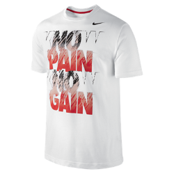 "Nike ""Know Pain Know Gain"" Men's T-Shirt"